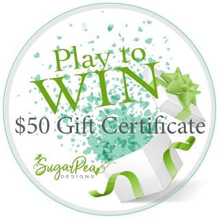 SugarPea Designs / Mix It Up Challenge #42