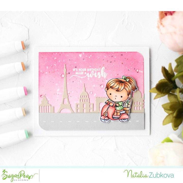 SugarPea Designs / Mix It Up Challenge #43