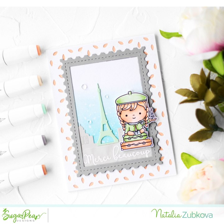 SugarPea Designs / Sweet 2 Repeat Blog Hop