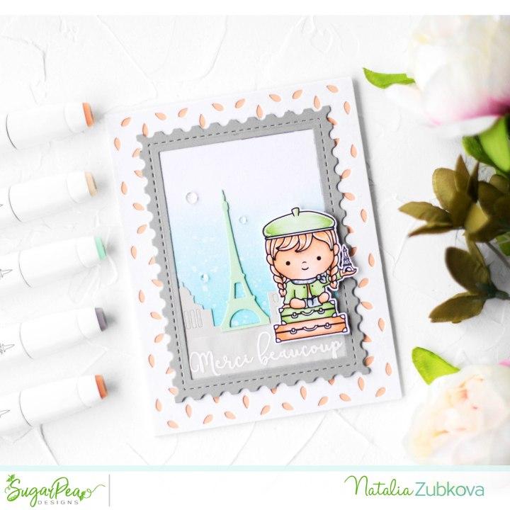 SugarPea Designs / Sweet 2 Repeat BlogHop