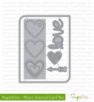 Store-SugarCut-Heart-Journal-Card-Set