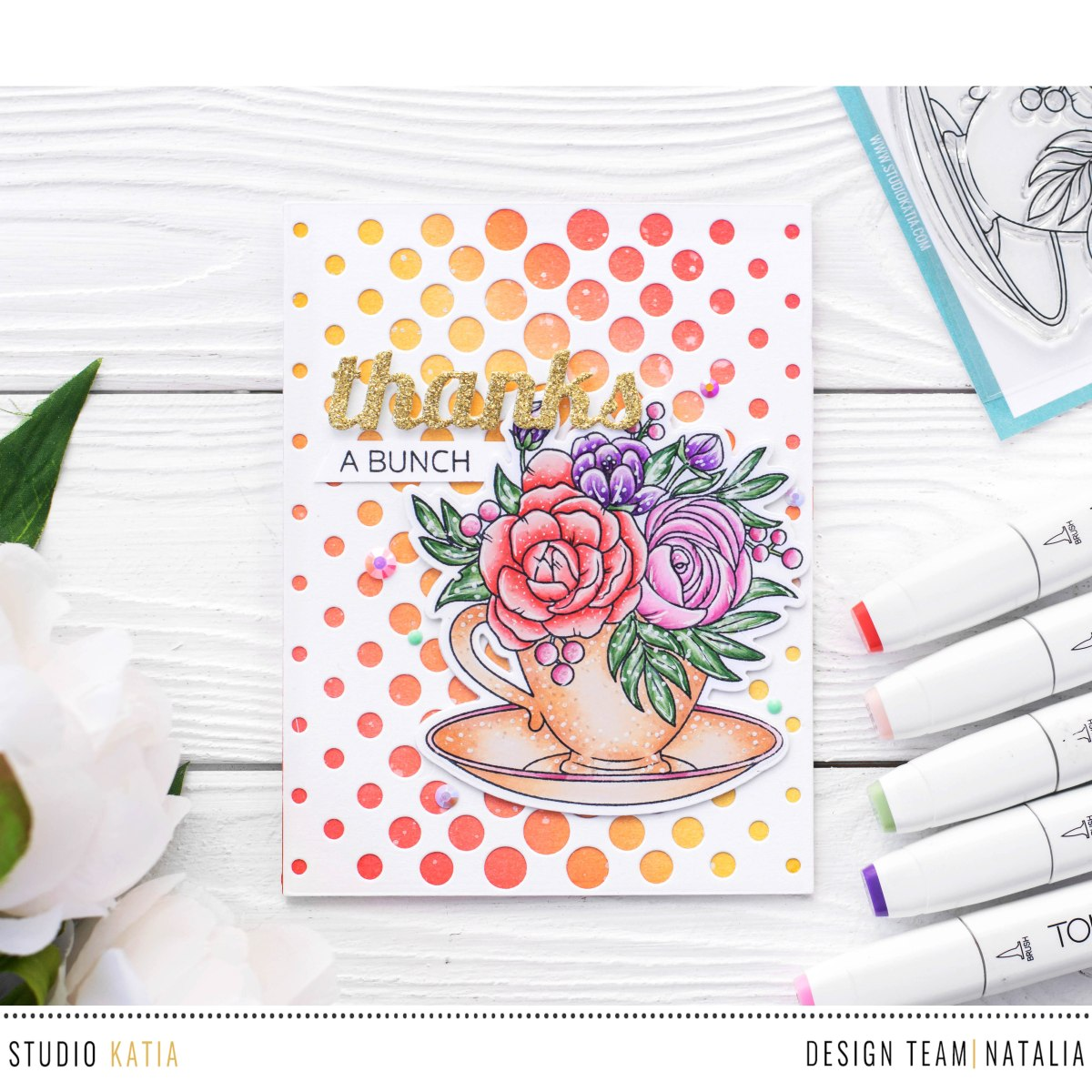 Studio Katia September 2018 Release Blog Hop